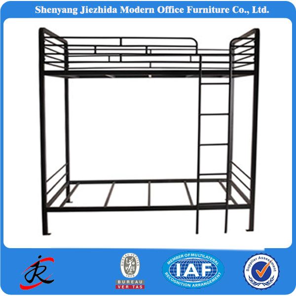 best price military style metal steel furniture specification of bunk bed