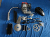 4 Cycle Motor Kit/Petrol Motor Kit/Bicycle Motor Kit