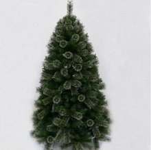 2012 yiwu cheapest hot sale christmas tree with pine