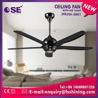 New design remote control light and ceiling fan with led light