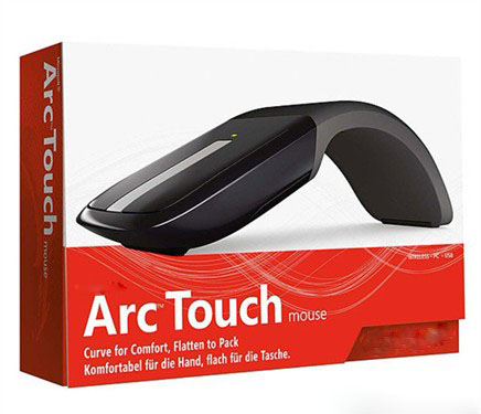 microsoft arc 2.4g wireless mouse