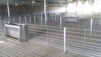 cheap metal fencing for pig farms