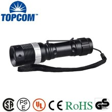 Mini Cree Torch 14500 Battery 3.7v Rechargeable LED Flashlight