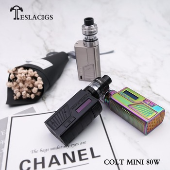 Teslacigs colt mini 80w newest products from Teslacigs brand shock releasing now!