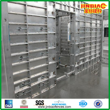 concrete shuttering formwork with Aluminum Alloy 6061-T6