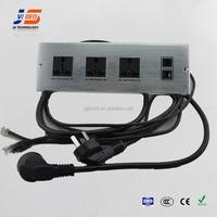Good quality JS-WP301 HDMI+RJ45+ VGA +AV media wall outlets