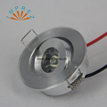 1W 3W led mini ceiling light LED mini downlight 85-265v cut-out 45mm display showcase led light CE Rohs cert 2 years warranty