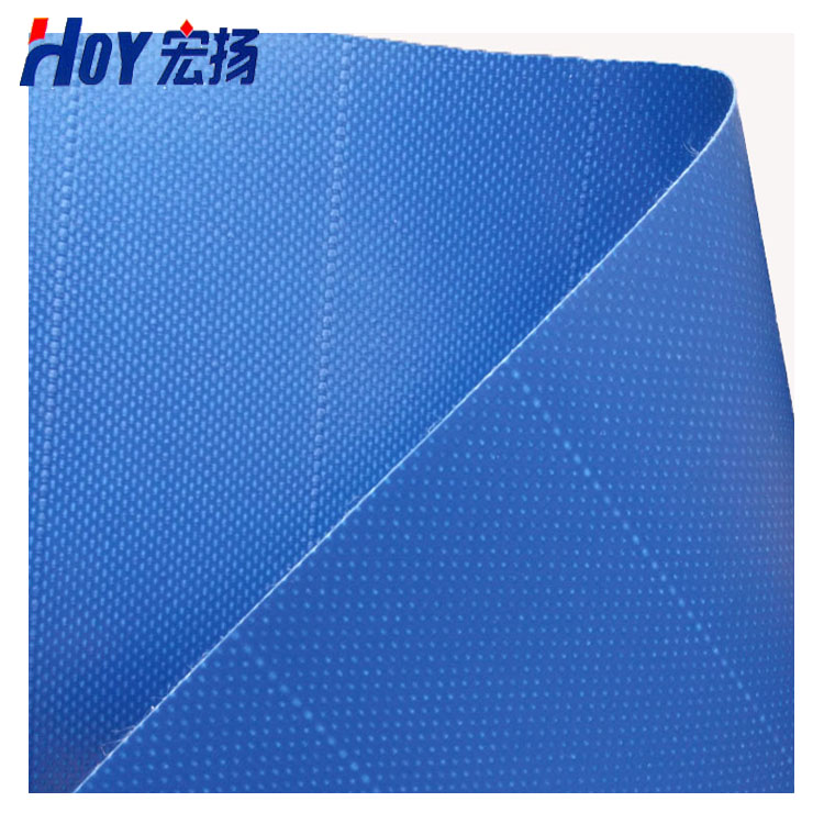 18oz 610gsm 1300D*1300D 1300D PVC Coated Tarpaulin For Railway Cover