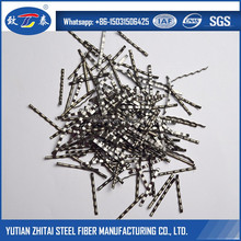 Construction Melt Extracted Stainless Straight Steel Fibres