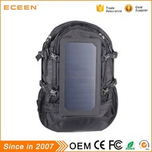 2017 China manufacuturer solar panel carry bag laptop for outdoor