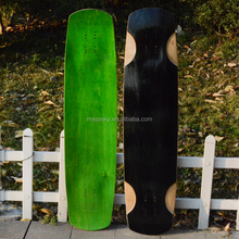 MS37204 Pro 100% Canadian Wooden Maple Decks Dancing Longboard Skateboard