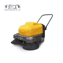 Vacuum Sidewalk Sweeper,Mechanical Sweeper/Tile Cleaning Machine/Cordless Sweeper