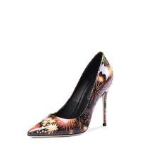 Colorful women sexy high heels dress shoes women