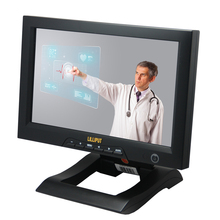 10 inch Folding Bracket 1080p HDMI Monitor with Multi Touchscreen Capacitive Panel