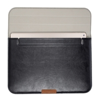 Fashionable Vertical Flip Leather Case Bag Sleeve with Holder for iPad Pro