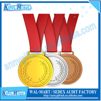 Professional Factory Blank Cheap Custom Medal