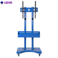 TV Cart TV Trolley Rotating Lcd TV Stand For Lcd Led Oled Plasma Flat Panel Screens