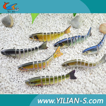 2015 top fishing lure three sizes jointed fishing lures jackall lures