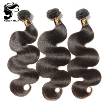 100% Human Hair Unprocessed High Quality 8A Grade Body Wave Peruvian Virgin Hair