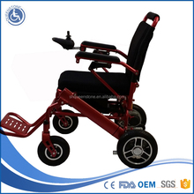 New Arrival hospital manual Electric Power Wheelchair remote wheelchair price portable electric wheelchair