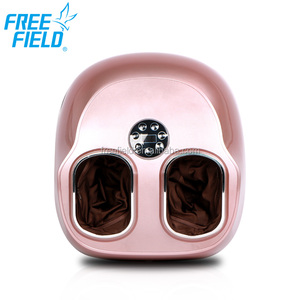 New multifunction anion shiatus infrared vibration electric foot massager