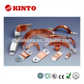 Professional Laminated soft flexible copper wire electrical connector made in China