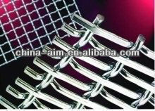 HeBei stainless Steel Crimped Wire Mesh for Fence
