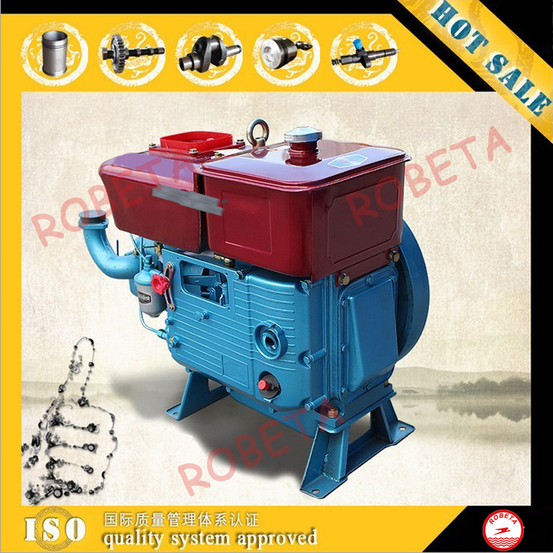 Can professional custom 4 stroke 8hp diesel engine price