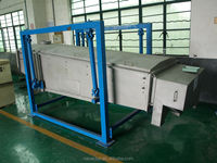 Rotex linear vibrating screen for fertilizer screening
