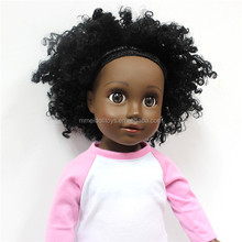 Custom Soft Body american girl doll wigs synthetic hair wig for doll
