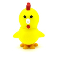 Alibaba USB wholesale Yellow Chicken Pendrive Housing Custom cartoon Flash drive