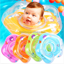 Swimming Neck Float inflatable baby neck ring