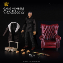 1/12 Scale Gang Members Carlo Eduardo Collectibles Action Figure