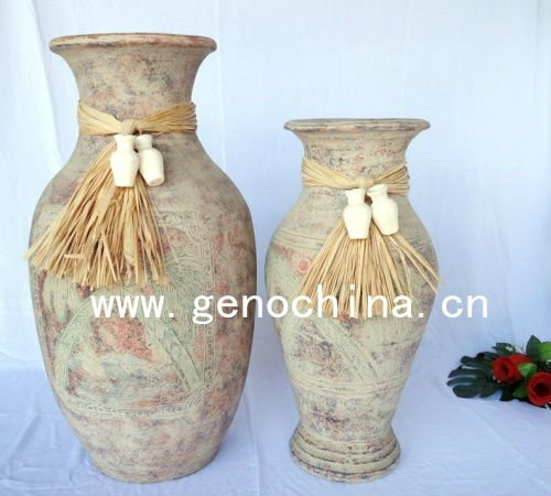Fashion flower vase for gardening decoration home ornaments vase