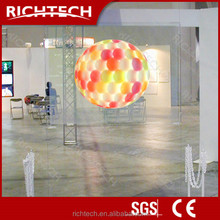 HOT! RichTech window decorative projection screen 3d holographic projection