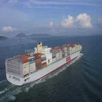 Sea Transport Logistics Shipping From Shanghai