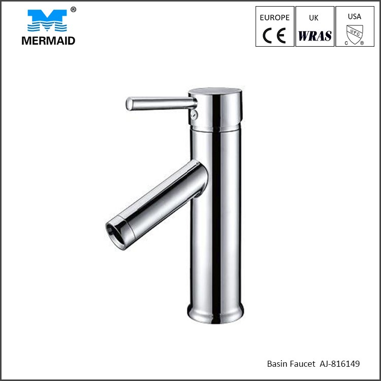 Best Price Hot seller of AoJie Basin Mixer Single Handle deck mounted Bathroom Kitchen Faucet Lavatory Taps