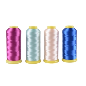 Eco-friendly 120D/2 100% Viscose Rayon Embroidery Thread