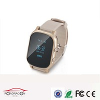 fashionable kids GPS watch tracker with wifi and waterproof function