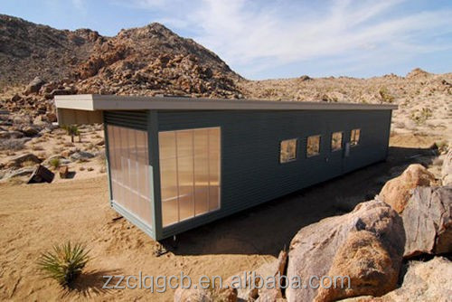 well-designed prefabricated movable house container
