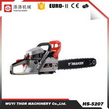 52cc unique machines telescopic chinese chainsaw 5207