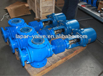 electric 3 way control valve