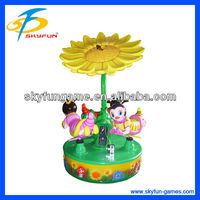 newest Bee Paradise children indoor rides games machines