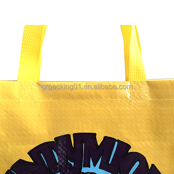 BSCI ISO Environmental friendly printed tote tote bags for sale