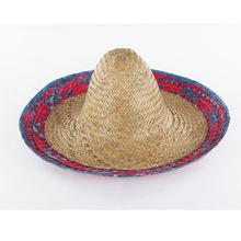High Quality Cheap Price Many Colors Classic Design Sombrero Straw Hat Mexico