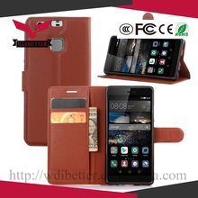 2017 Hot Selling Wallet Phone Case For Huawei Mate 8
