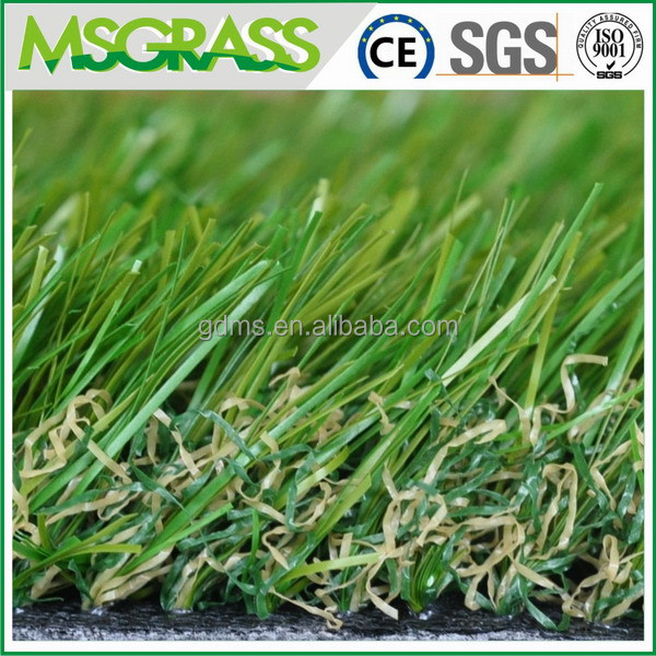 Low cost Easy installation Residential Landscaping artificial grass turf for garden yard