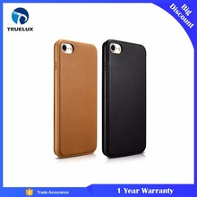 Ultra Slim Leather Crazy Horse Lines Wallet Full Cover Case For iPhone 7