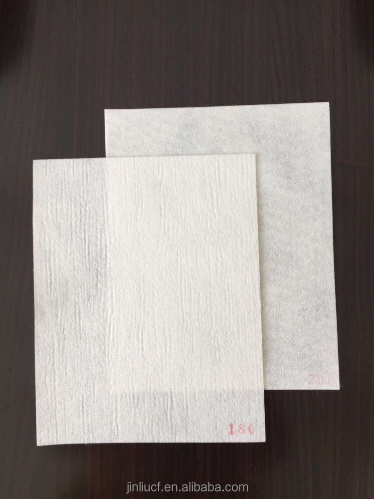 Wholesale 260g Nonwoven Polyester Felt for SBS Bitumen Membrane