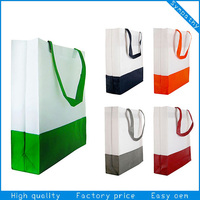 wholesale tote nonwoven bags no minimum